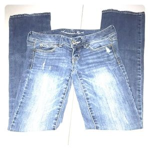 American Eagle Slim Boot Stretch Jeans 1042